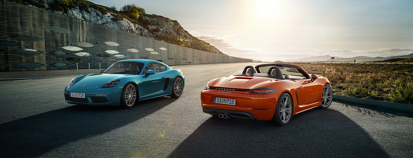 Boxster and Cayman Service