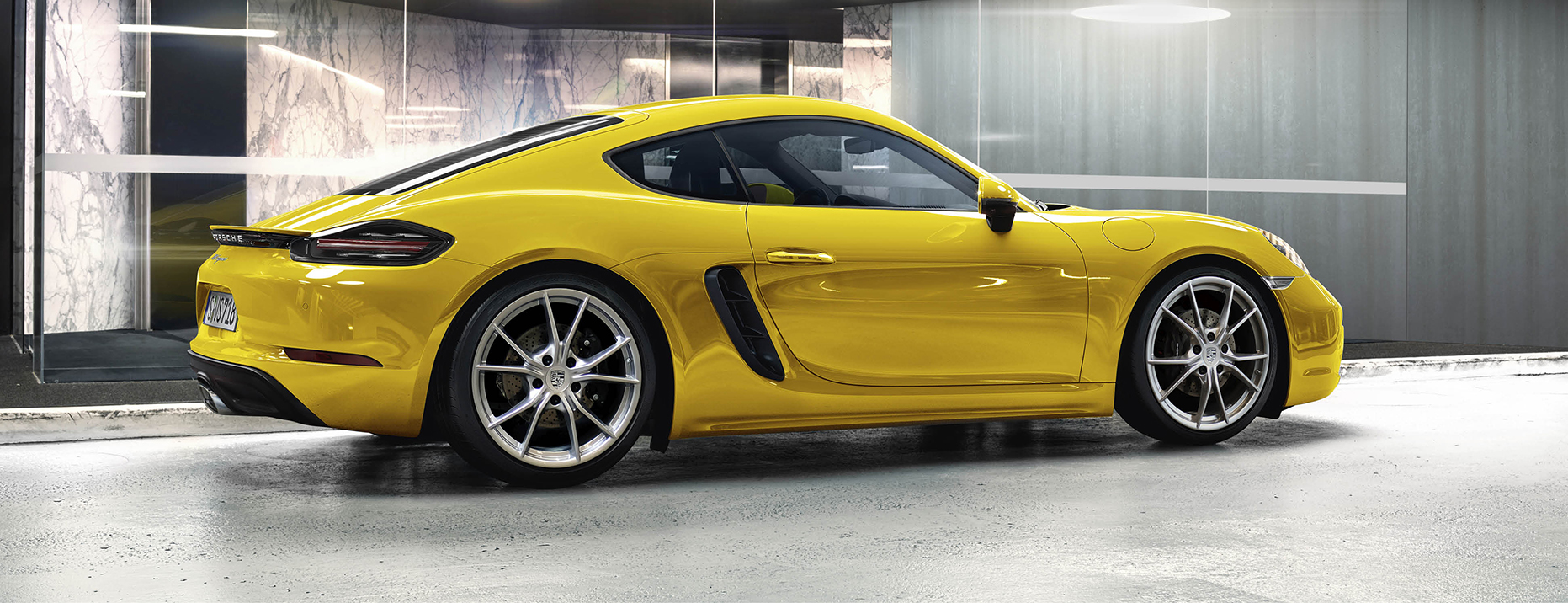 Rare opportunities now on the 718 Cayman.