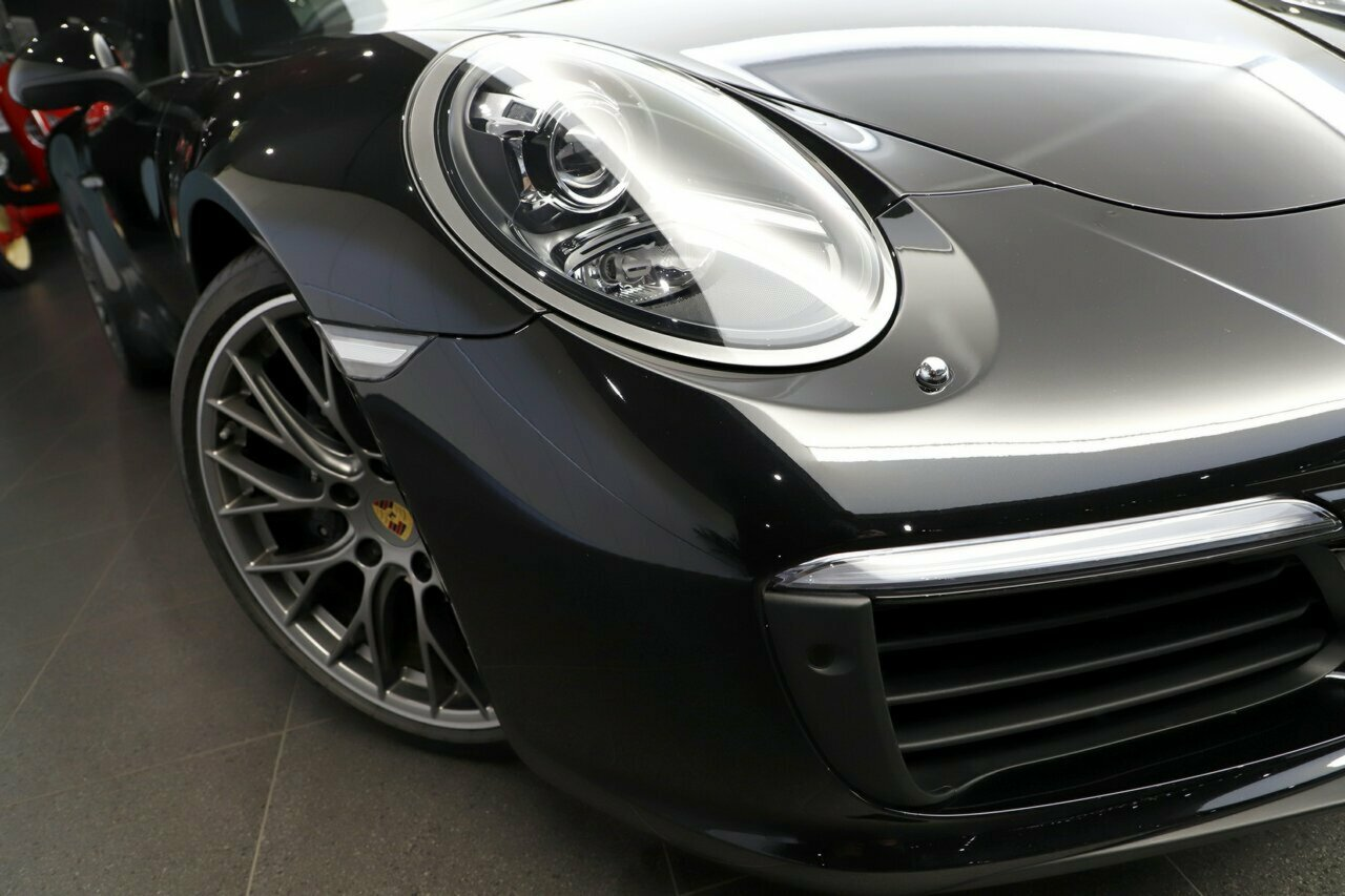2017 Porsche 911 Carrera PDK Coupe